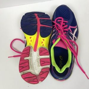 Asics Shoes - ASICS gel flux 3 Purple running shoes 9
